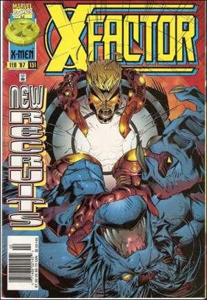 X-Factor (1986-1998)#131A