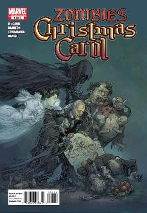 Marvel Zombies Christmas Carol#1
