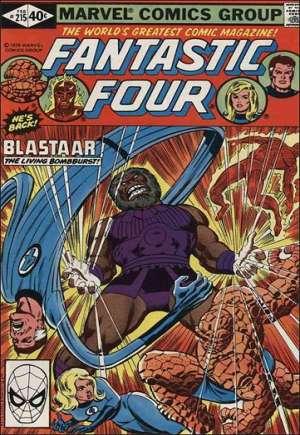 Fantastic Four (1961-1996)#215B