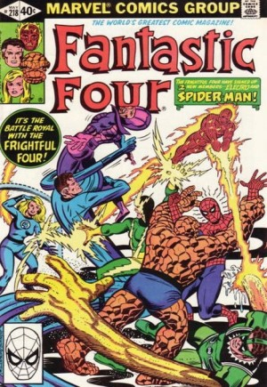 Fantastic Four (1961-1996)#218B
