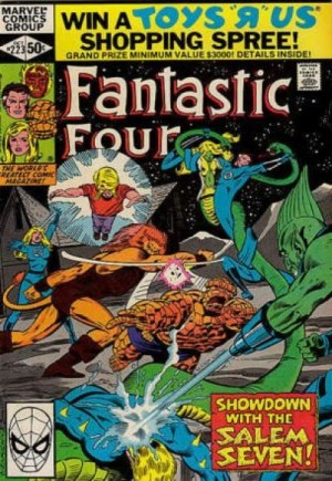Fantastic Four (1961-1996)#223B