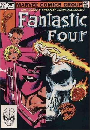 Fantastic Four (1961-1996)#257B