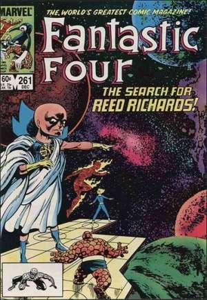 Fantastic Four (1961-1996)#261B