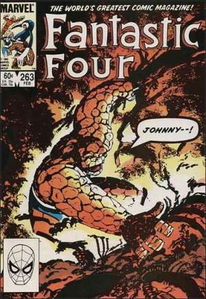 Fantastic Four (1961-1996)#263B