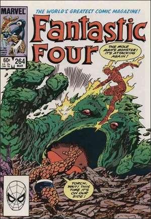 Fantastic Four (1961-1996)#264B