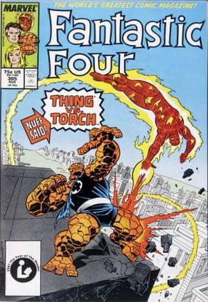 Fantastic Four (1961-1996)#305B