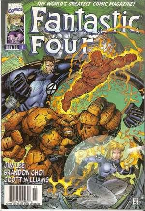 Fantastic Four (1996-1997)#1A