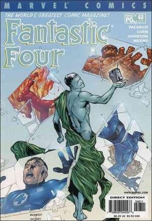 Fantastic Four (1998-2011)#48B