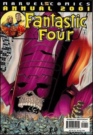 Fantastic Four (1998-2011)#Annual 2001B