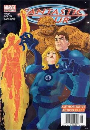 Fantastic Four (1998-2011)#507A