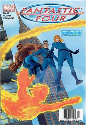 Fantastic Four (1998-2011)#508A