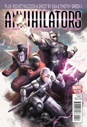 Annihilators (2011) #4A