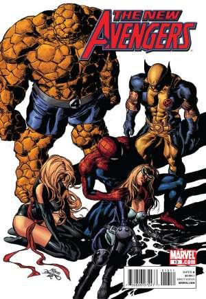 New Avengers (2010-2013)#13