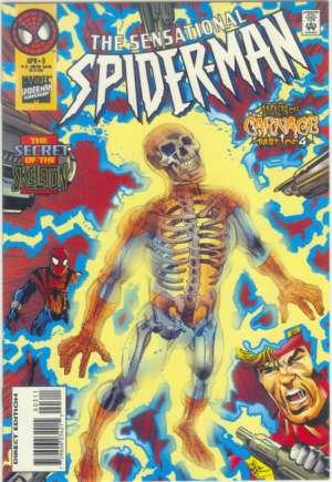 Sensational Spider-Man (1996-1998)#3B