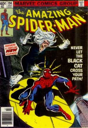 Amazing Spider-Man (1963-1998)#194A