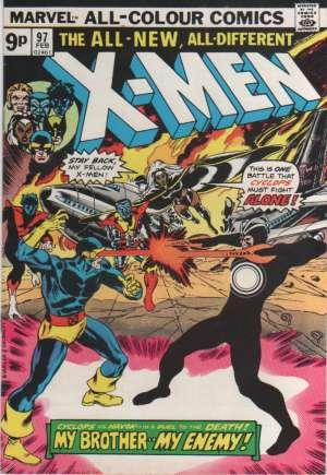 Uncanny X-Men (1963-2011)#97B