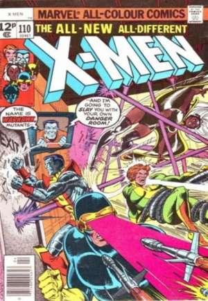 Uncanny X-Men (1963-2011)#110B