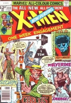 Uncanny X-Men (1963-2011)#111B
