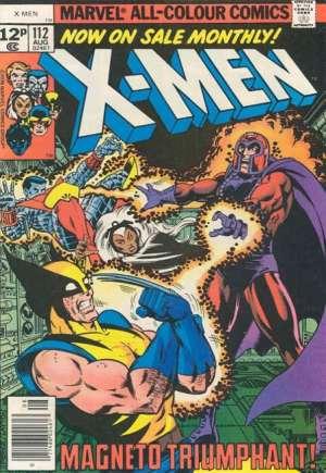 Uncanny X-Men (1963-2011)#112B