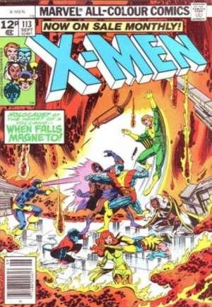 Uncanny X-Men (1963-2011)#113B
