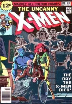 Uncanny X-Men (1963-2011)#114B