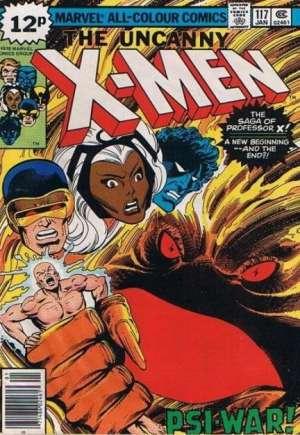 Uncanny X-Men (1963-2011)#117B