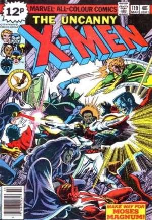 Uncanny X-Men (1963-2011)#119B