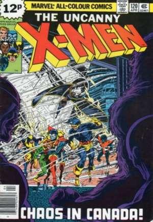 Uncanny X-Men (1963-2011)#120B