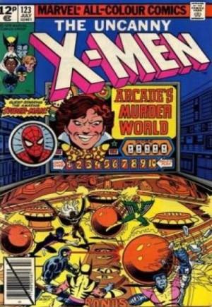 Uncanny X-Men (1963-2011)#123C