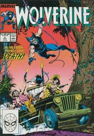 Wolverine (1988-2003)#5B