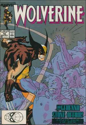 Wolverine (1988-2003)#16B