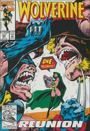 Wolverine (1988-2003)#62B