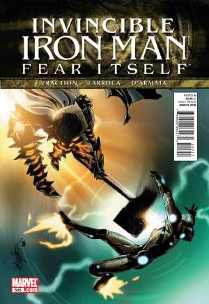 Invincible Iron Man (2008-2012)#505