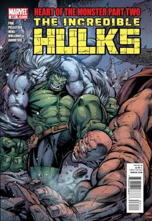 Incredible Hulks (2010-2011)#631