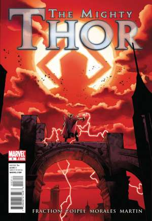 Mighty Thor (2011-2012) #3A
