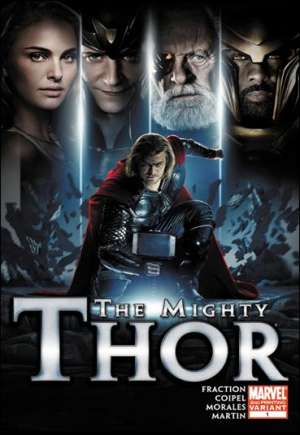 Mighty Thor (2011-2012) #1F