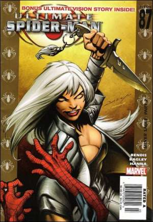 Ultimate Spider-Man (2000-2009) #87A