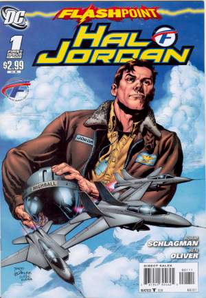 Flashpoint: Hal Jordan#1