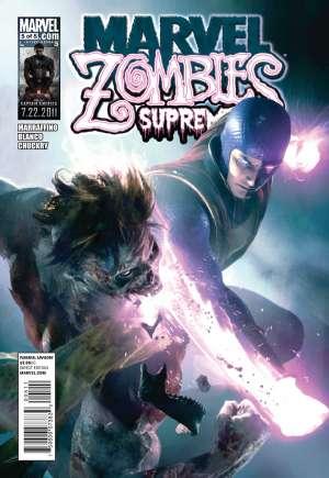 Marvel Zombies Supreme#5