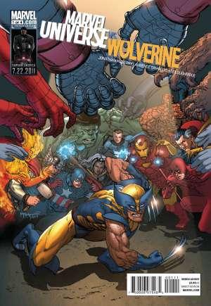 Marvel Universe vs. Wolverine#1