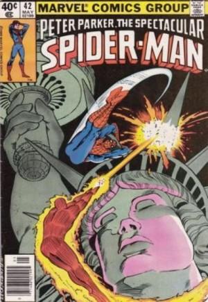 Spectacular Spider-Man (1976-1998)#42A
