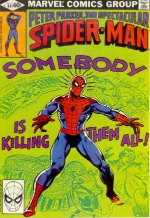 Spectacular Spider-Man (1976-1998)#44B