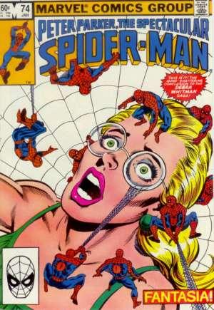 Spectacular Spider-Man (1976-1998)#74B