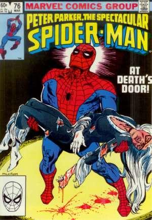 Spectacular Spider-Man (1976-1998)#76B