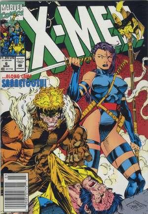 X-Men (1991-2001, 2004-2008)#6A