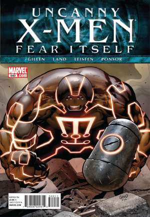 Uncanny X-Men (1963-2011)#540B