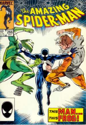 Amazing Spider-Man (1963-1998) #266B