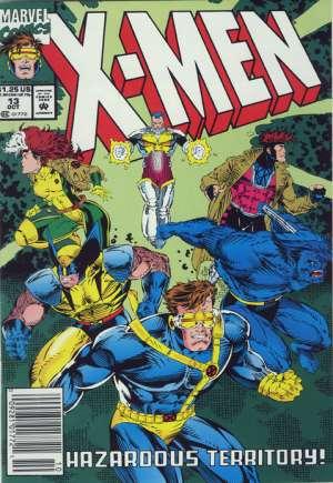 X-Men (1991-2001, 2004-2008)#13A