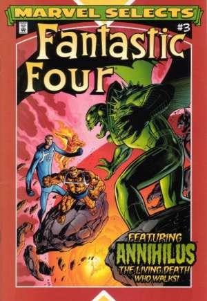 Marvel Selects: Fantastic Four#3