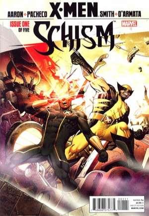 X-Men: Schism (2011)#1B